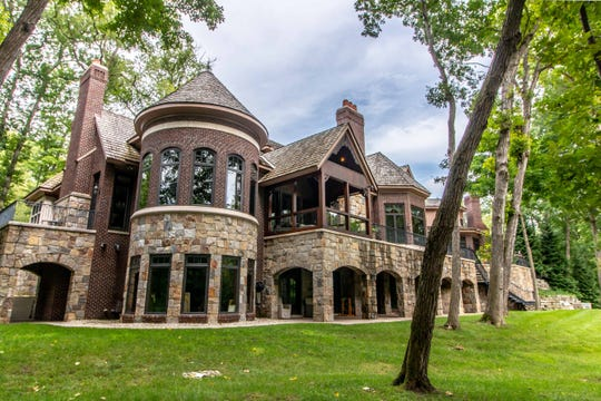 This dream home at 7420 Inner Circle Drive includes six bedrooms and 4.5 baths.