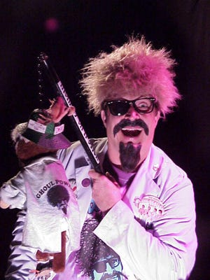 """Ron """"The Ghoul"""" Sweed was popular with Detroit audiences for decades. His death is being mourned by fans."""