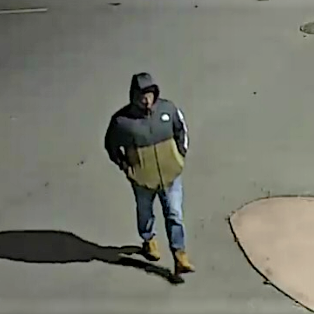 Elmira police release surveillance photos of Gray Street shooting suspect