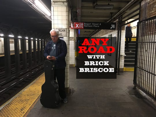 "The new television series ""Any Road With Brick Briscoe"" premieres Thursday on WNIN."