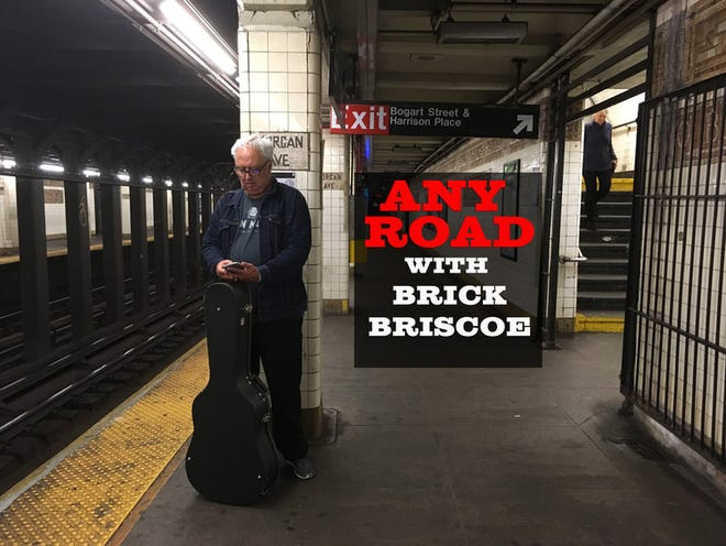"""The new television series """"Any Road With Brick Briscoe"""" premieres Thursday on WNIN."""