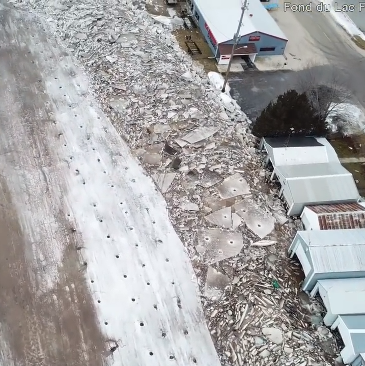 Fond du Lac River ice jams: Did the city do enough to prevent March flooding?