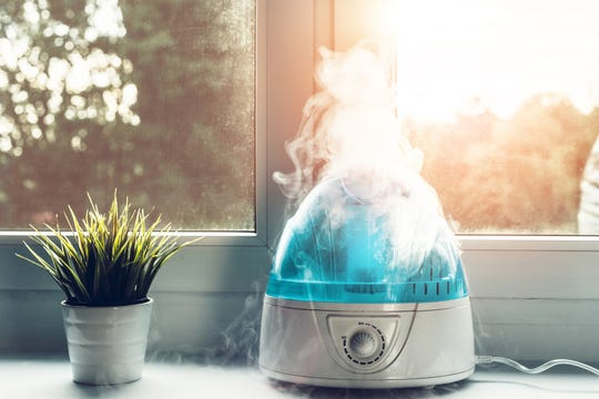 Although determining the ideal amount of humidity in the air of your home is mostly a matter of personal preference, most expert sources suggest aiming for a level between 45 to 55 percent for optimal wellness.