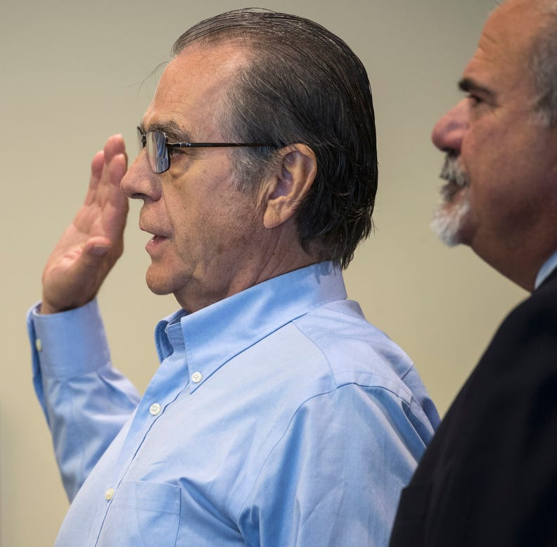 Naples man, main figure in 2017 spa sting, faces significant prison time, $460,000 expenses
