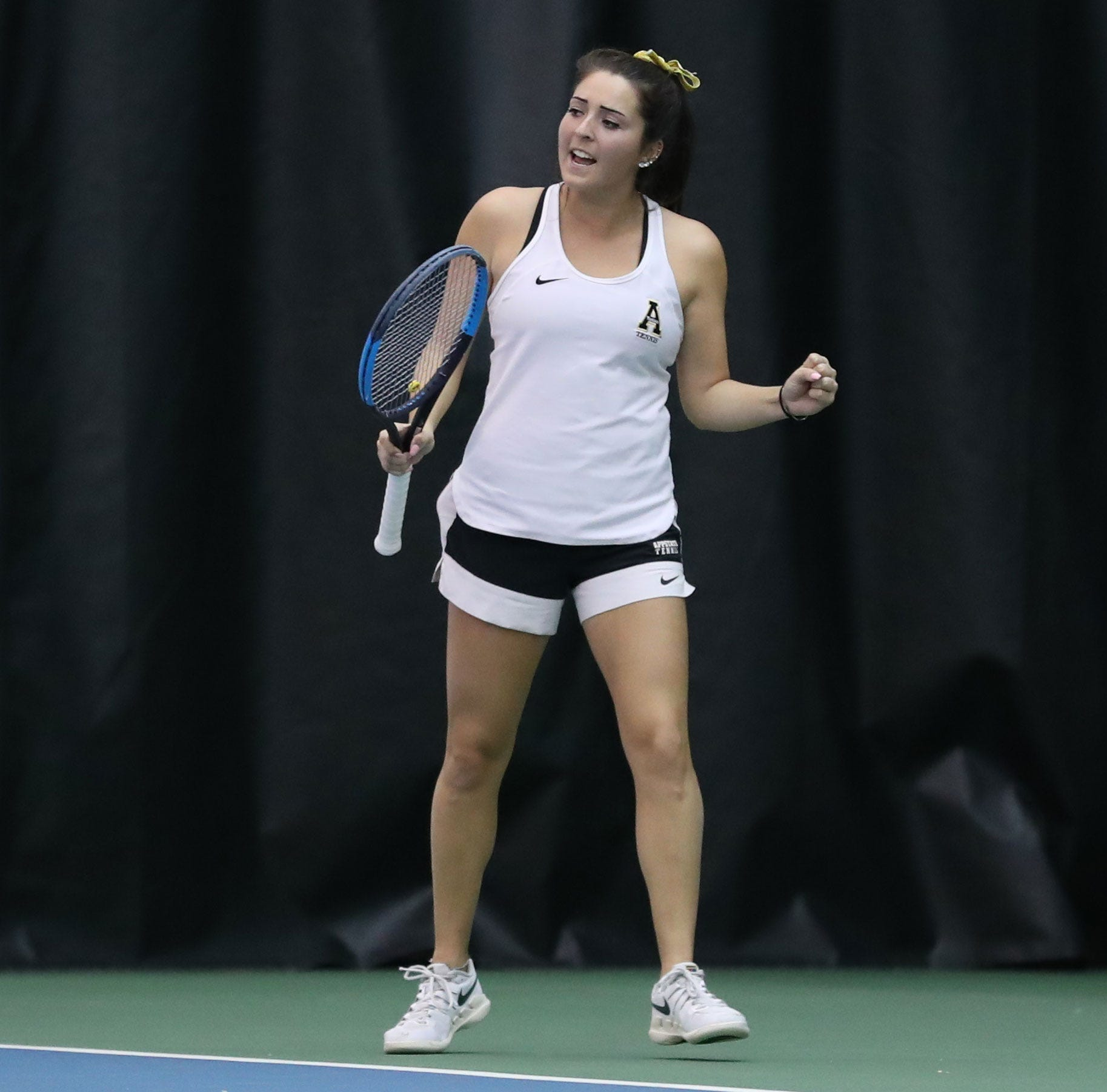 Cypress Lake alum Rebecca Morse willing to do whatever it takes for App State tennis during postseason
