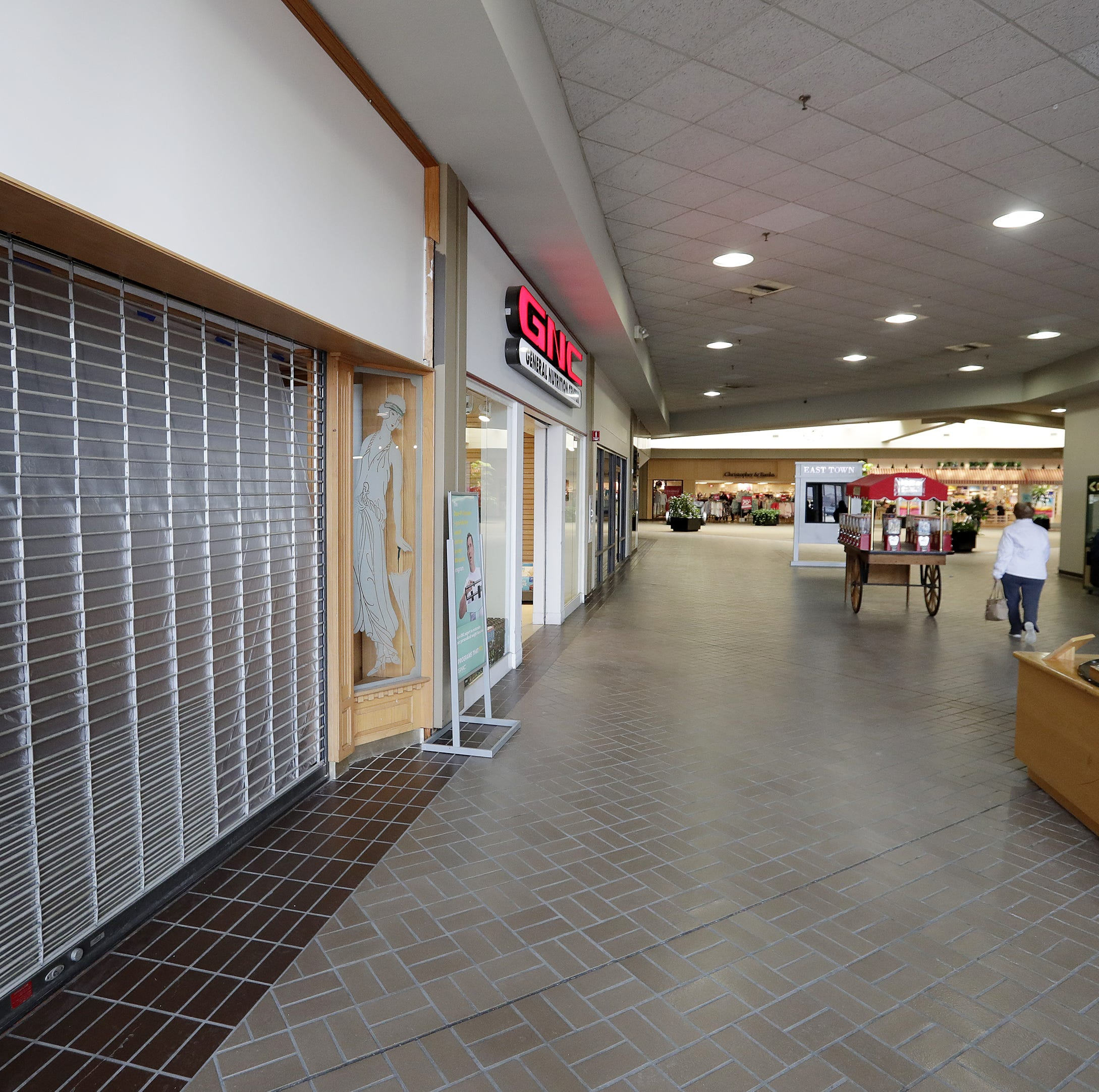 Green Bay's East Town Mall owners ask for patience as owners struggle to attract new stores