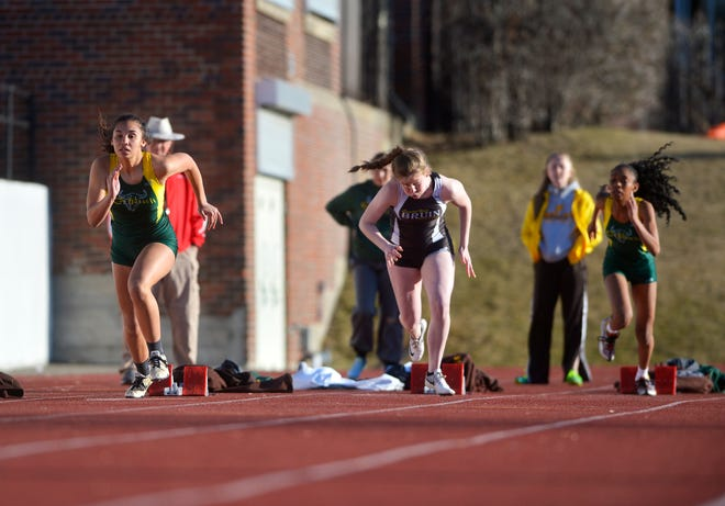 Athletes from all 14 Class AA schools will be at Memorial Stadium on Friday for the annual Great Falls Optimist Club Girls' Invitational.
