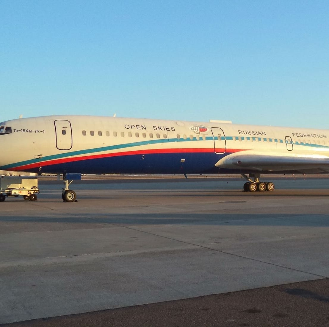 Here's why Russian surveillance flights were recently operated out of Great Falls