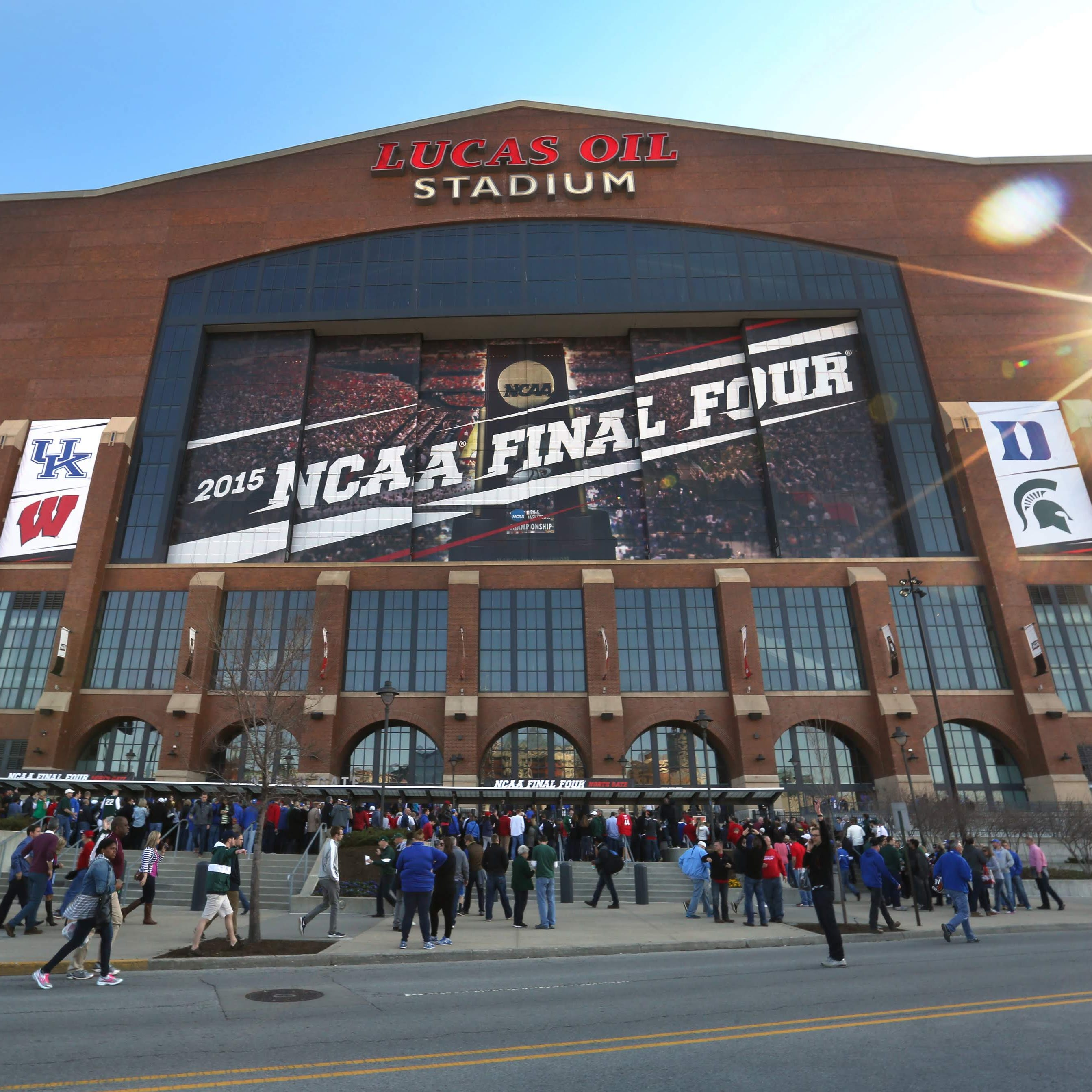 Alcohol sales will be new to the lineup when Indianapolis hosts its 8th Final Four in 2021