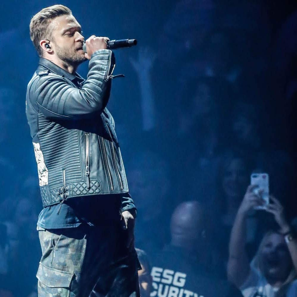 Justin Timberlake ventures into solid but not spectacular 'Woods' in Indianapolis