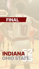Instagram said student Rachel Gillam used its Stories feature perfectly as she captured IU basketball this season.