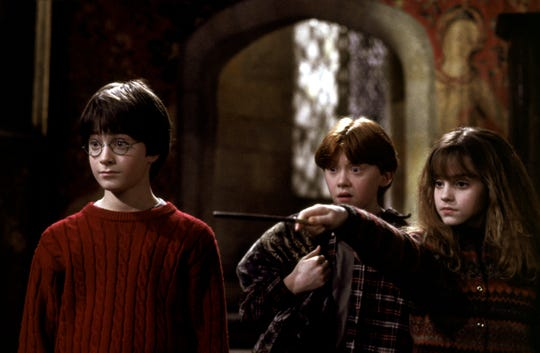 "July 13: ""Harry Potter and the Sorcerer's Stone"" (2001)"
