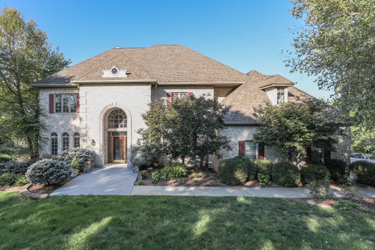 This $879,000 home in Johnson County's White River Township boasts five bedrooms, six bathrooms, a fully furnished basement and a back yard with more than $60,000 in landscaping and updates.
