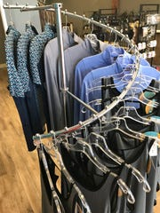 Tack of the Town in Ridgeland sells attire for schooling and equestrian events for English riding.