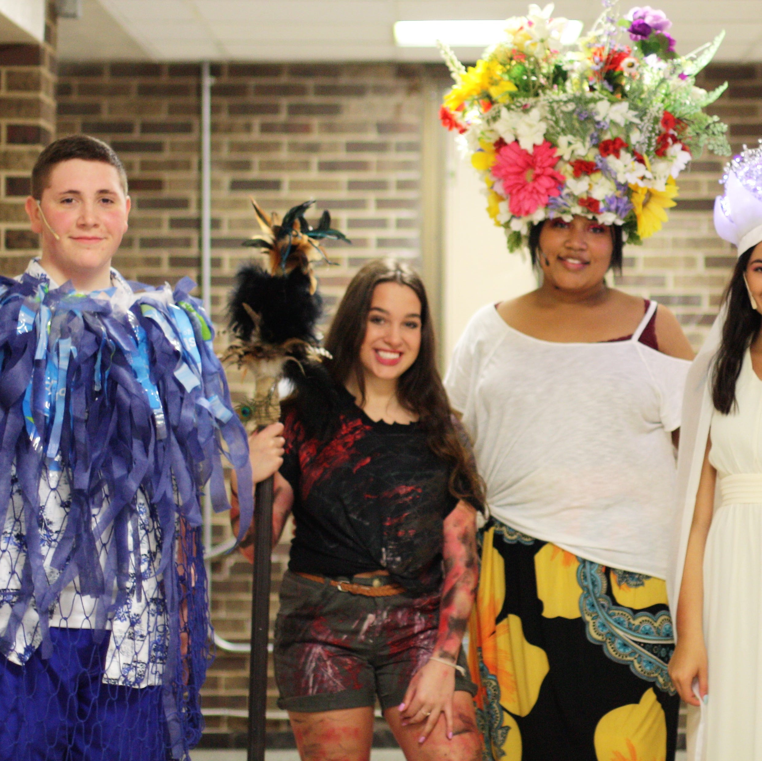Shopper News blog: Exotic worlds blend in Central High's 'Island'