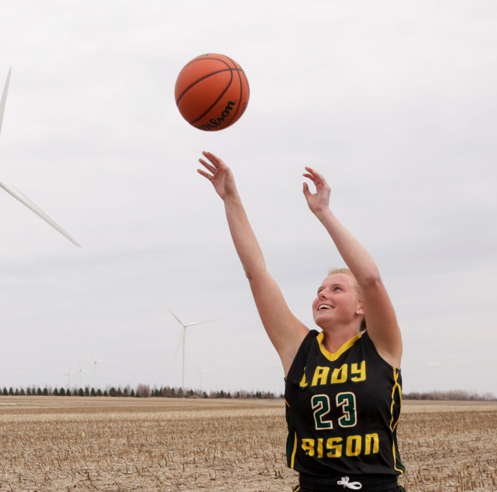 Leadership, unselfishness pave way to Player of the Year for Benton Central's Emma Fisher