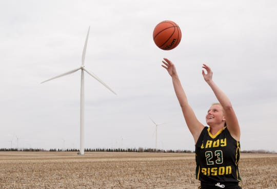 Benton Central's Emma Fisher averaged 15 points and 6.1 assists during her senior season.