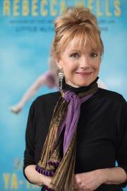 Rebecca Wells, author of Bestselling novel Divine Secrets of the Ya-Ya Sisterhood