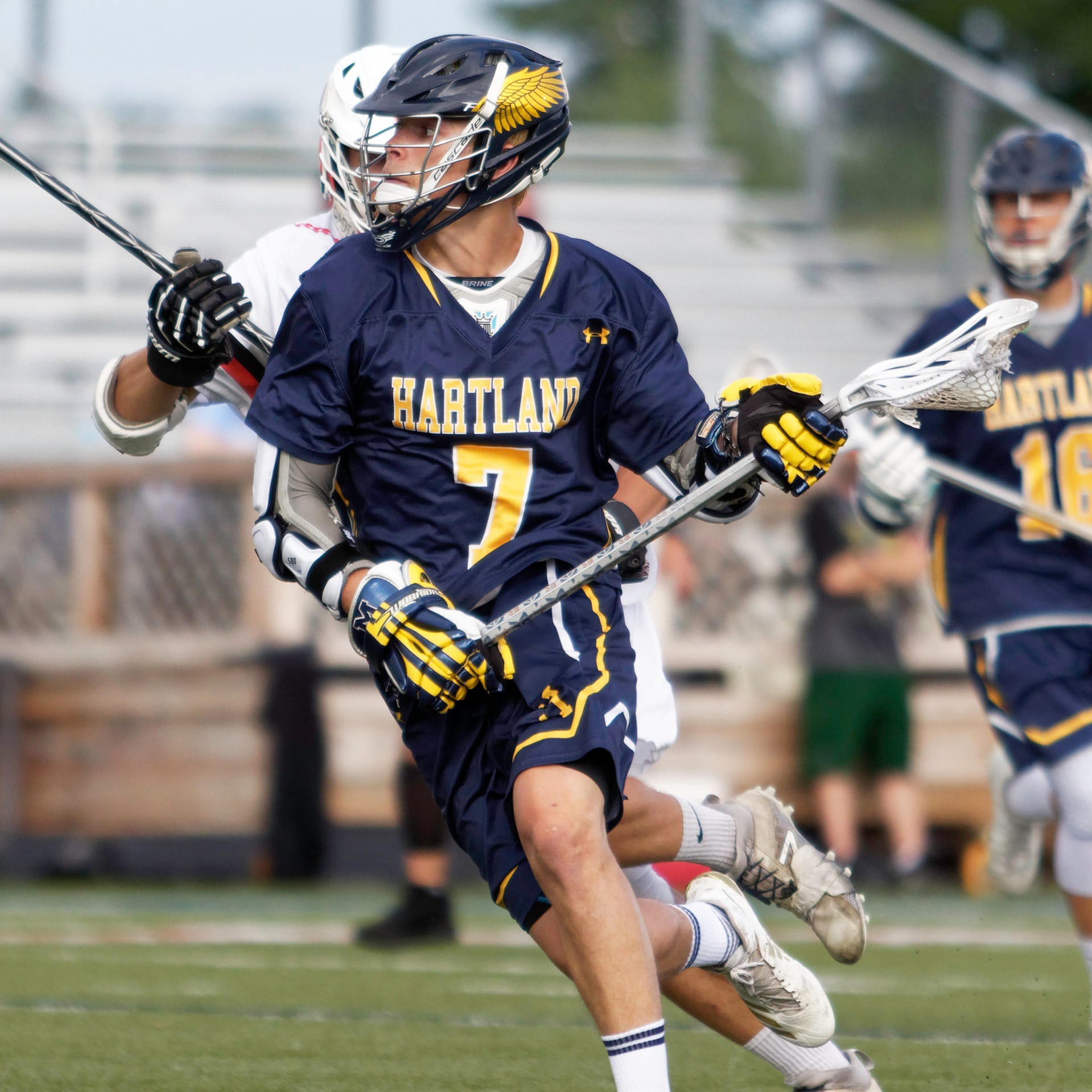 2019 preseason top 5 boys lacrosse players in Livingston County