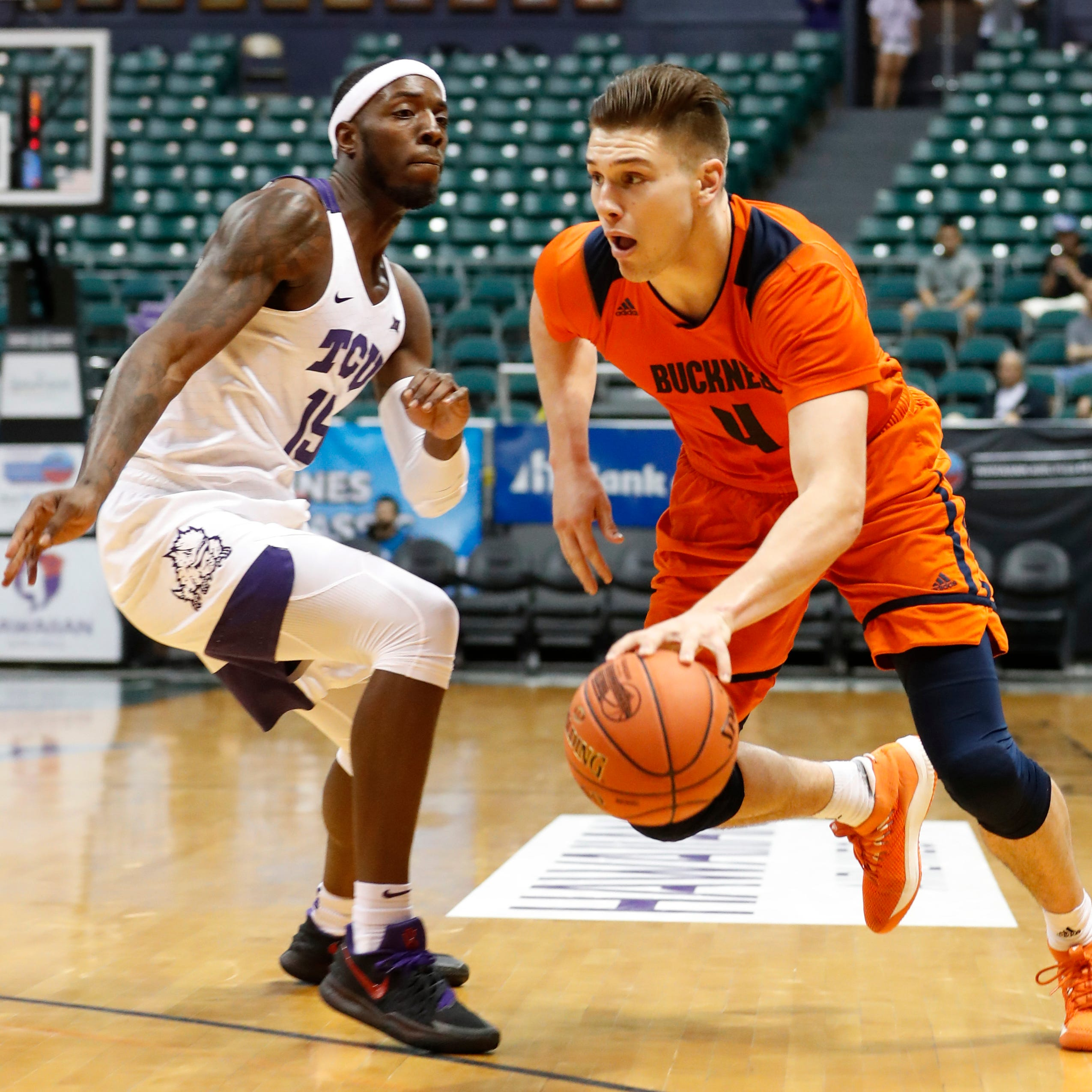 Kentucky basketball adds Bucknell graduate transfer Nate Sestina for next season