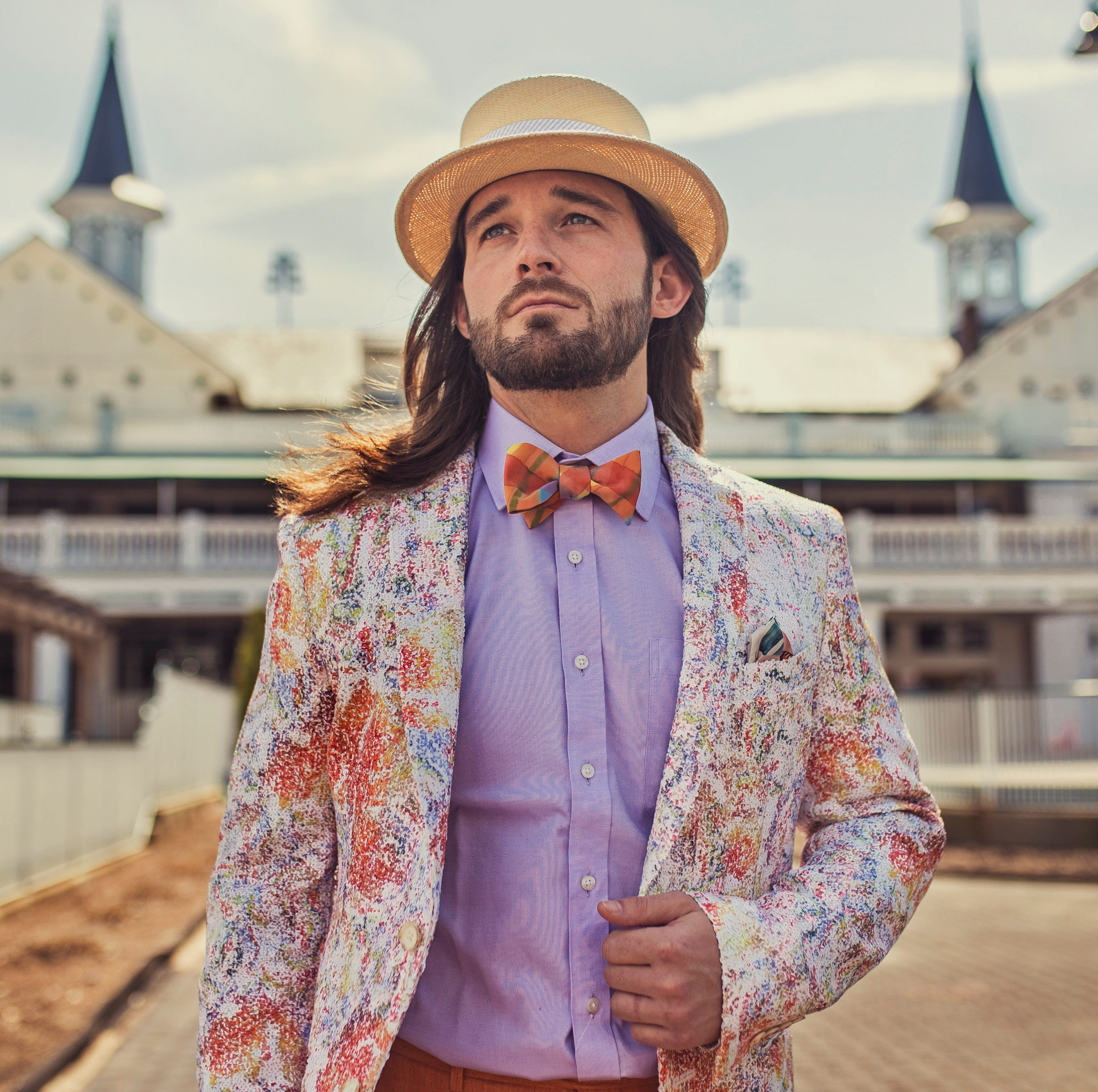 From bow ties to seersucker, here's your ultimate Kentucky Derby men's fashion guide