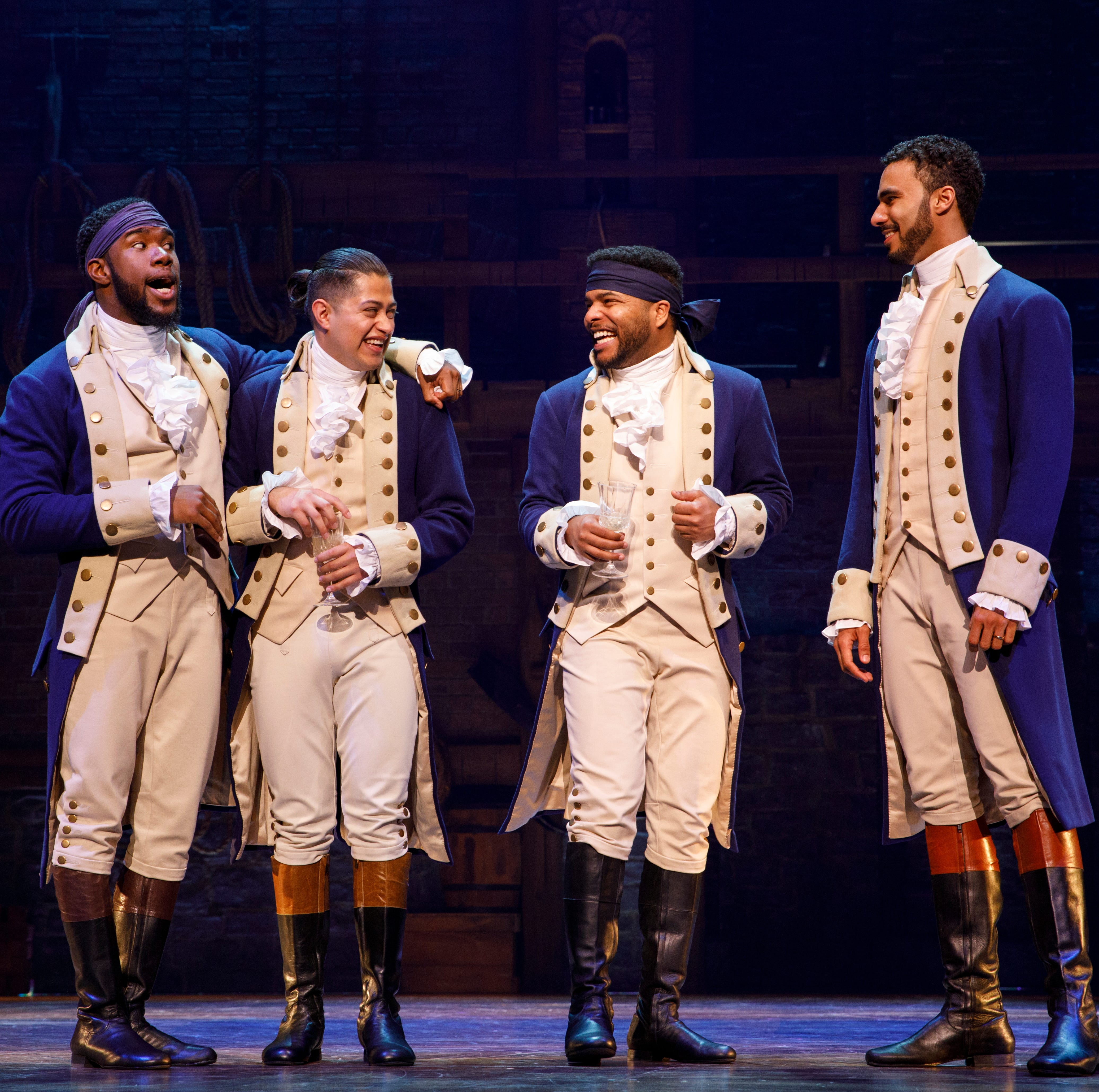 'Hamilton' tickets go on sale April 11 in Louisville. Here's how to snag a seat
