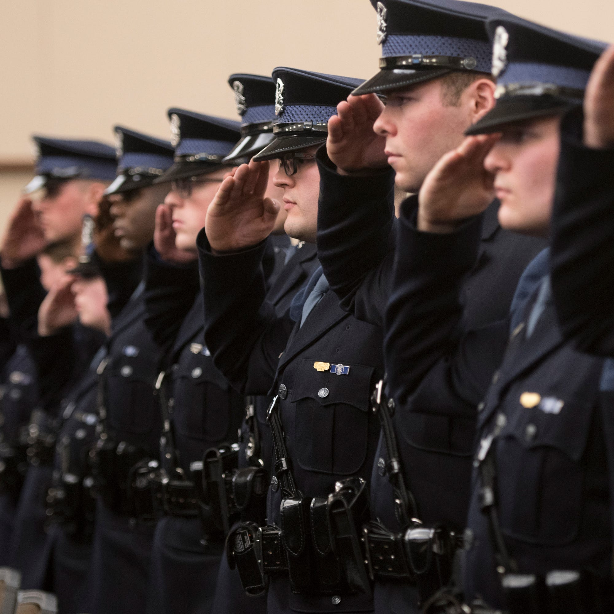 As police officer recruitment faces 'looming crisis,' departments turn to teenagers