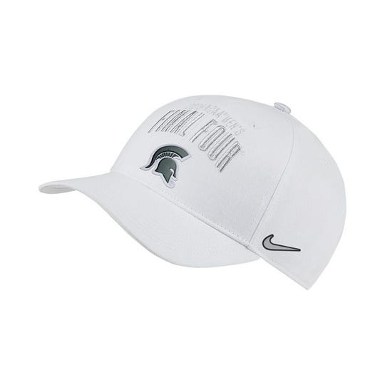 The Spartan Spirit Shop has two locations on MSU's campus that carry this hat for $30.