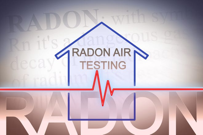 """Radon air testing is one of the many important """"add-ons"""" that you should consider with your home inspection."""