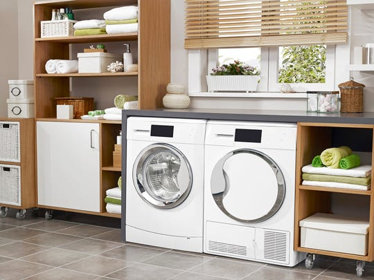 Home buyers ranked a laundry room with energy-saving appliances among their most sought after amenities.