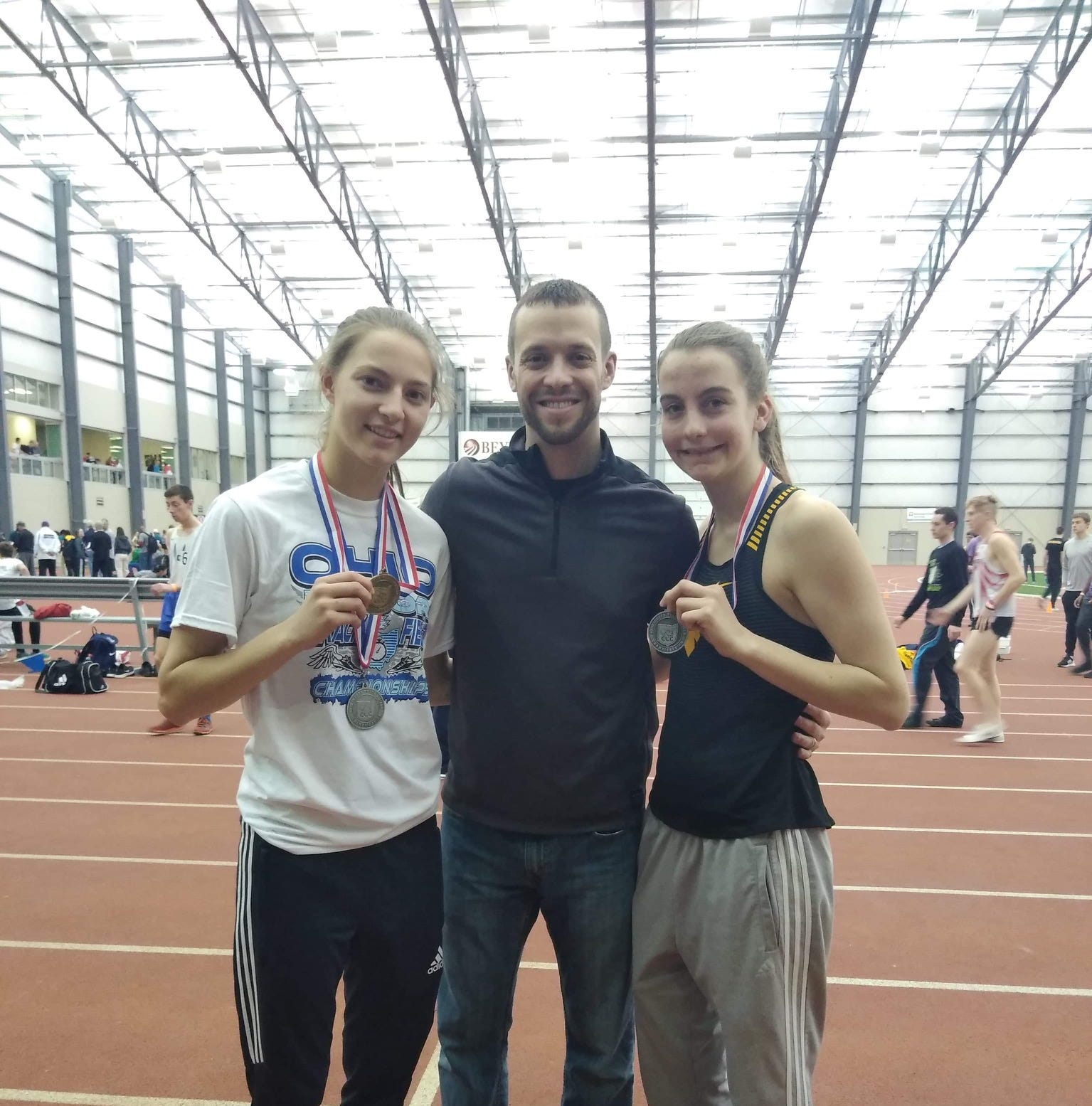 Girls track overview: Madison, Lex to duke it out