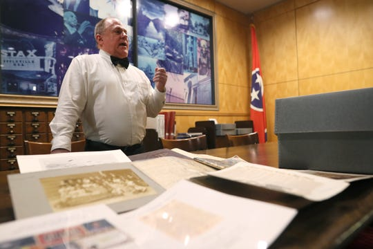 """Memphis always has had this frontier mentality. From the very start it has never been a town that accepts authority willingly,'' said Wayne Dowdy, senior manager of the Memphis Public Libraries' history department."
