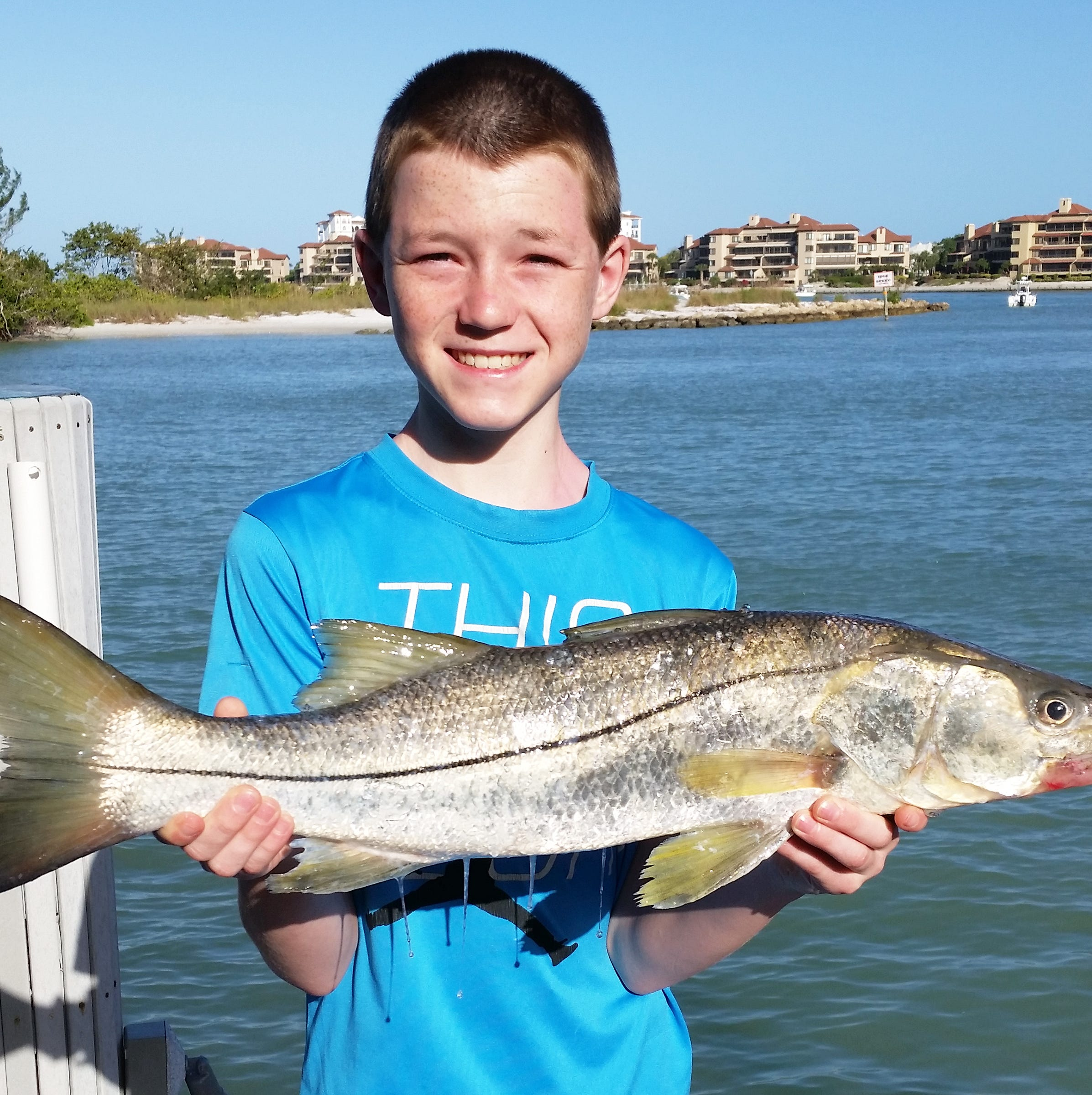 Fishingcast: Conditions for Southwest Florida, April 5-12