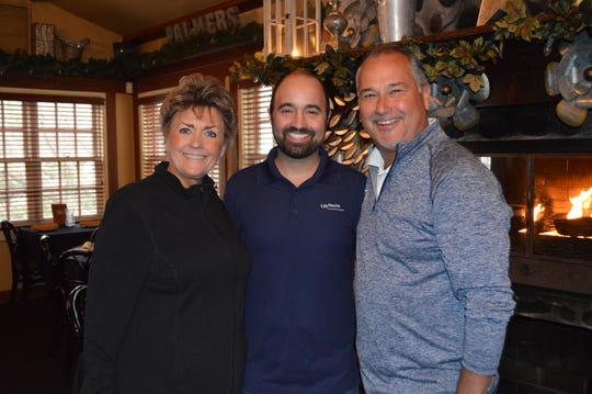Jerry and Marie Arenas hold the Palmer's Steakhouse Tent Event every year to raise money for UW Transplant Research, the Cystic Fibrosis Foundation, Donate Life Wisconsin and UW Organ and Tissue Donation. Their son, Tony, was diagnosed with CF when he was 6 months old.