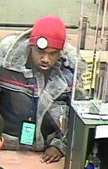 Police say this man robbed U.S. Bank at 3720 W. Villard Ave. in Milwaukee. Anyone with information about the man's identity should contact Milwaukee Police.