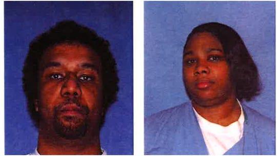 Ryan Christopher Hopkins, 33,and Yolanda Michelle Torns, 46