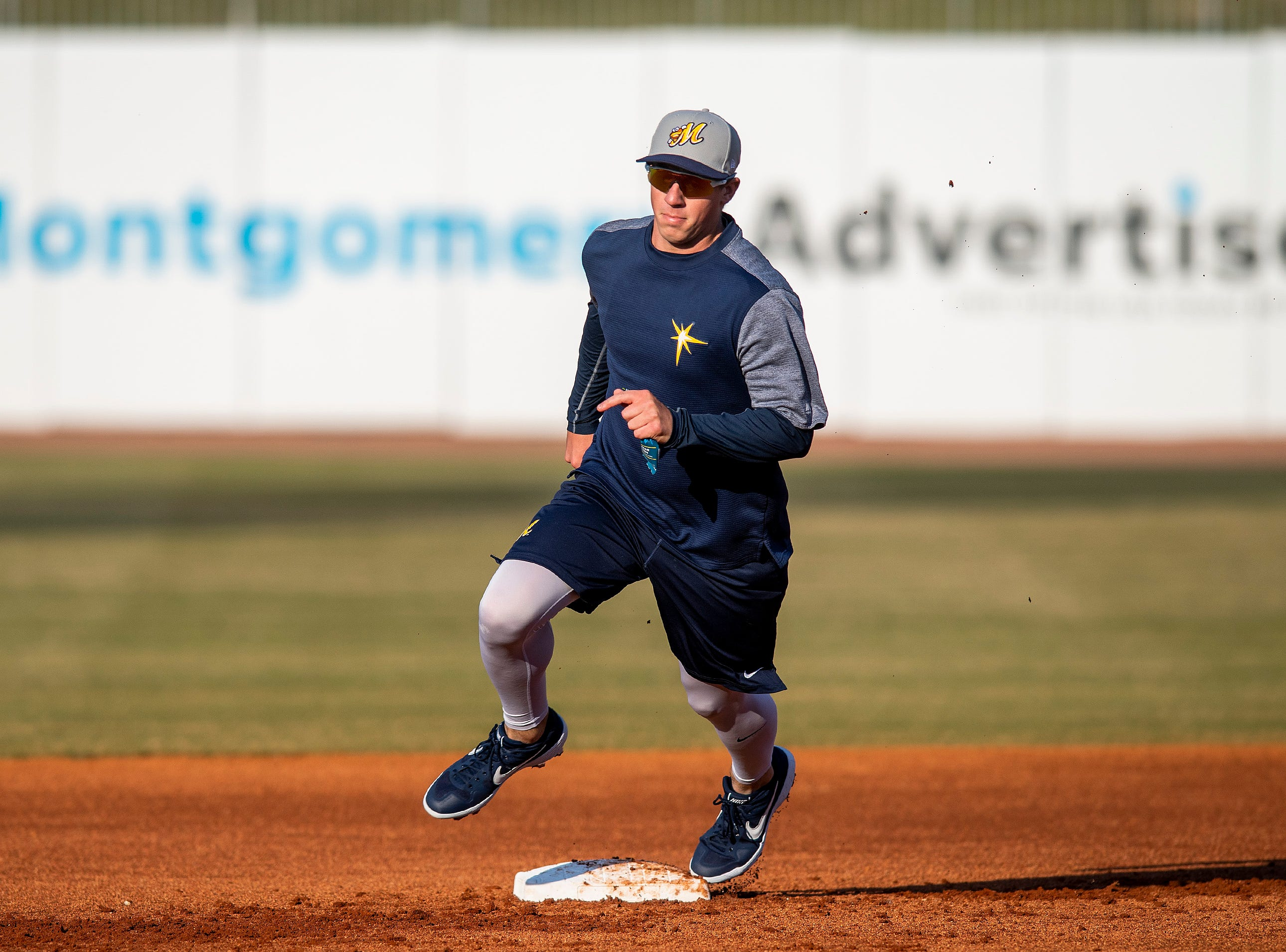 2-in-1: Biscuits' McKay strives to be rare 2-way major league star