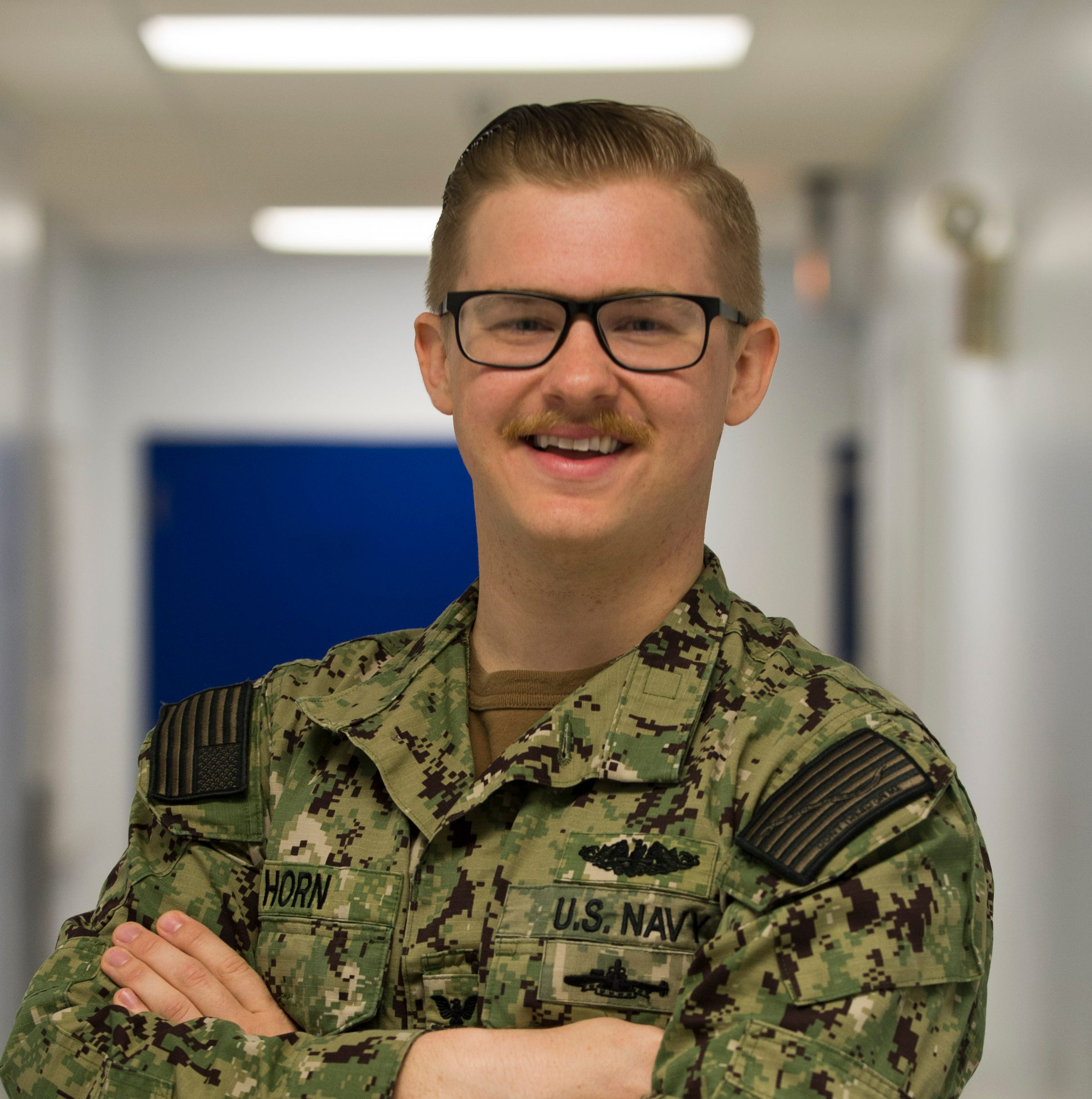 Friends and Neighbors: Muncie native serves aboard Navy submarine