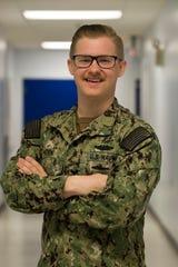 Petty Officer 2nd Class Casey Horn