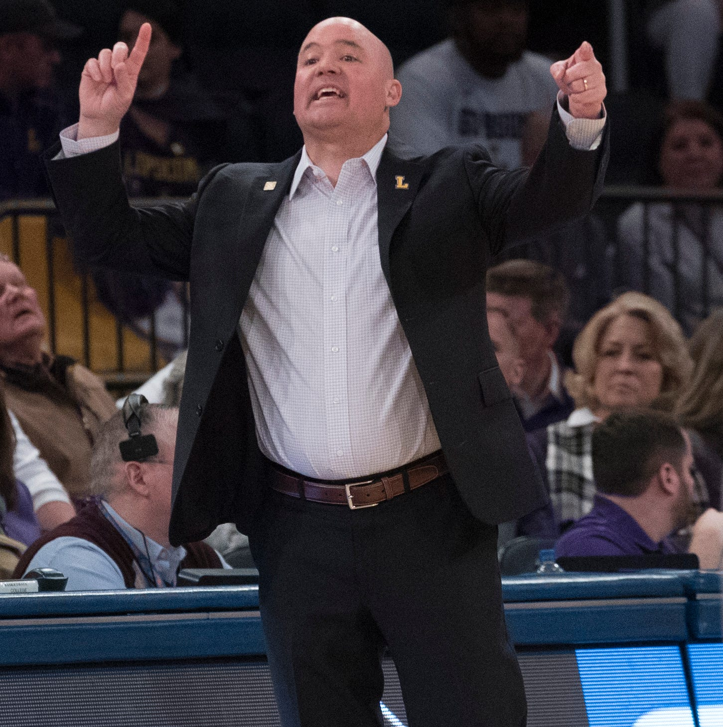 5 things to know for Lipscomb vs. Texas in the NIT finals at Madison Square Garden