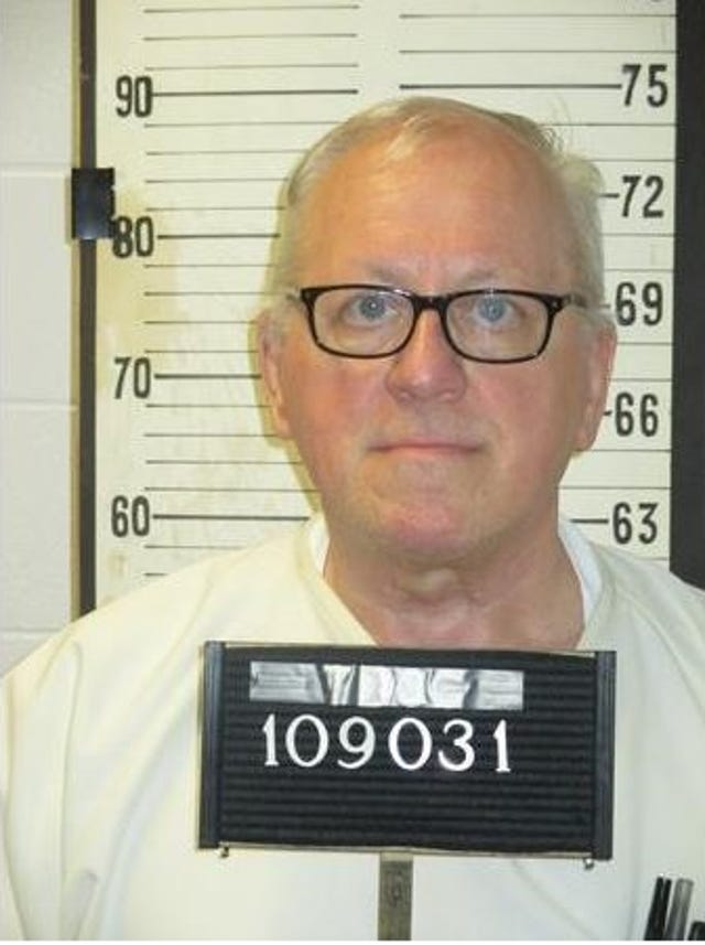 Tennessee execution: Death row inmate Donnie Johnson in his