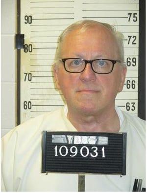Death row inmate Donnie Edward Johnson