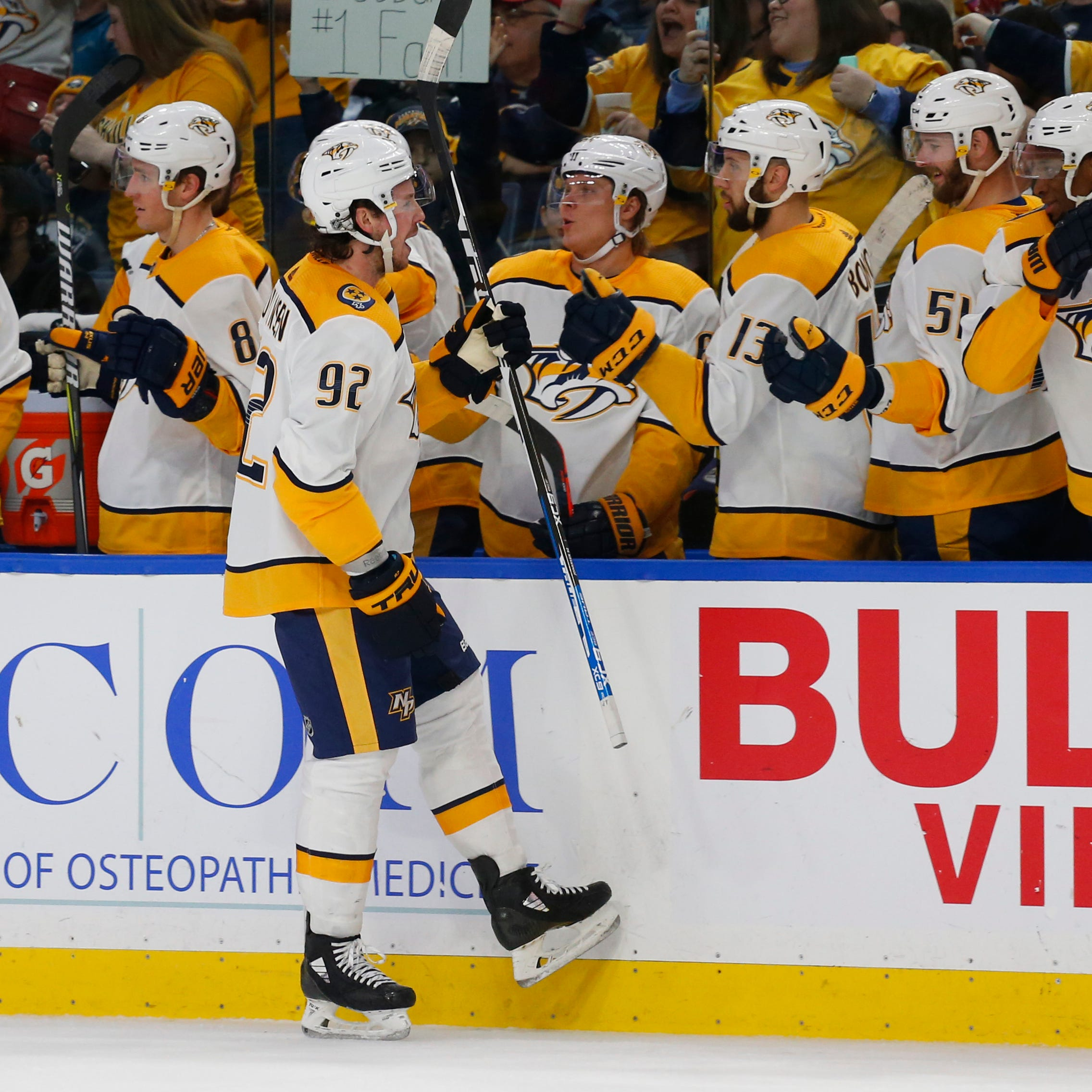 Home ice would be nice, Predators say, but does it really matter?
