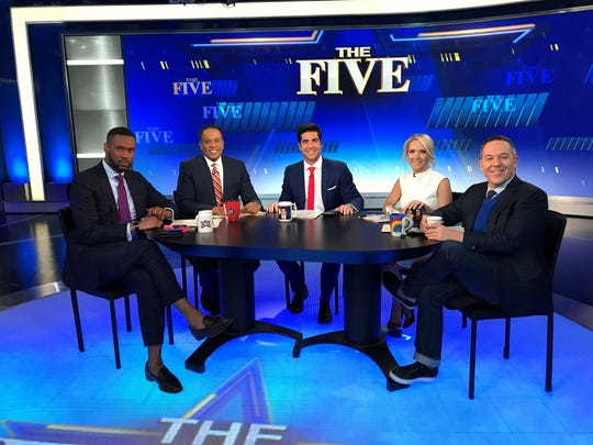 "Fox News' ""The Five"" will broadcast live from Nashville's Wildhorse Saloon on April 16."