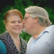 Mark and Brenda Smith