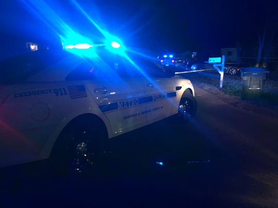 Metro Nashville Police are investigation a shooting at a Hermitage home on Tuesday night.