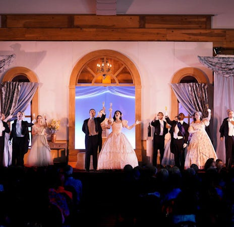 Gulfshore Opera's 'Traviata' solid musically and dramatically