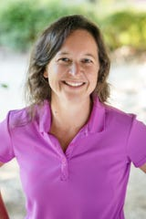 Britt Patterson-Weber, Director of Education & Visitor Experience at Naples Botanical Garden