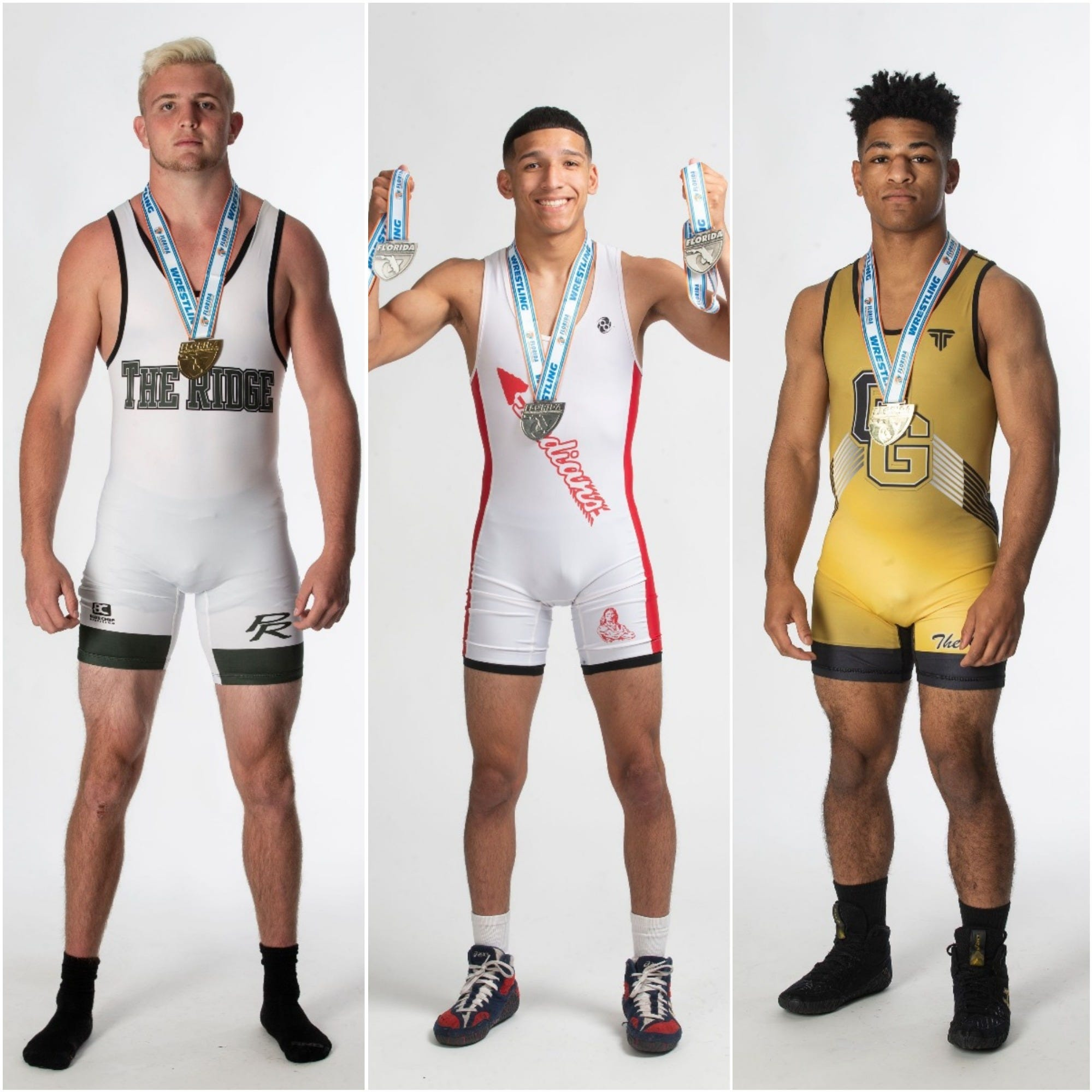 2019 Naples Daily News Wrestling All-Area Team