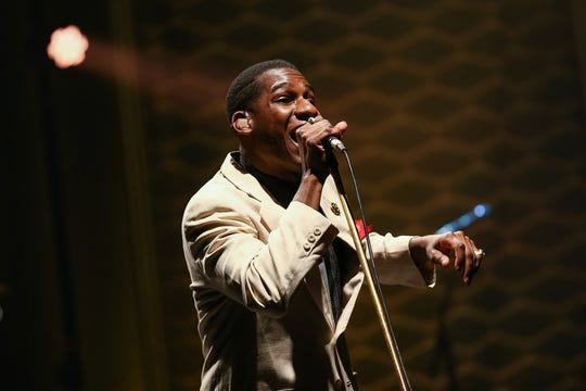 AP Leon Bridges will perform April 17 in St. Augustine, April 18 in Clearwater, April 19 in Miami Beach and April 20 in Orlando.